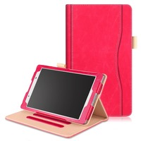 Tablet Case For Lenovo TAB4 8(TB-8504F/N) Folding Cover Case Tablets & e-Books Case Protective Drop resistance Stand Hard
