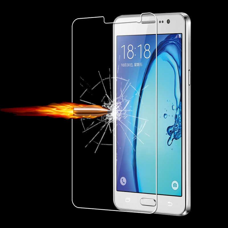 2.5D 9 H واقي للشاشة الزجاج المقسى لسامسونج غالاكسي الكبرى رئيس النواة 2 S3 S4 S5 S6 J5 J5008 J7 j7008 2015 J1 البسيطة 2016