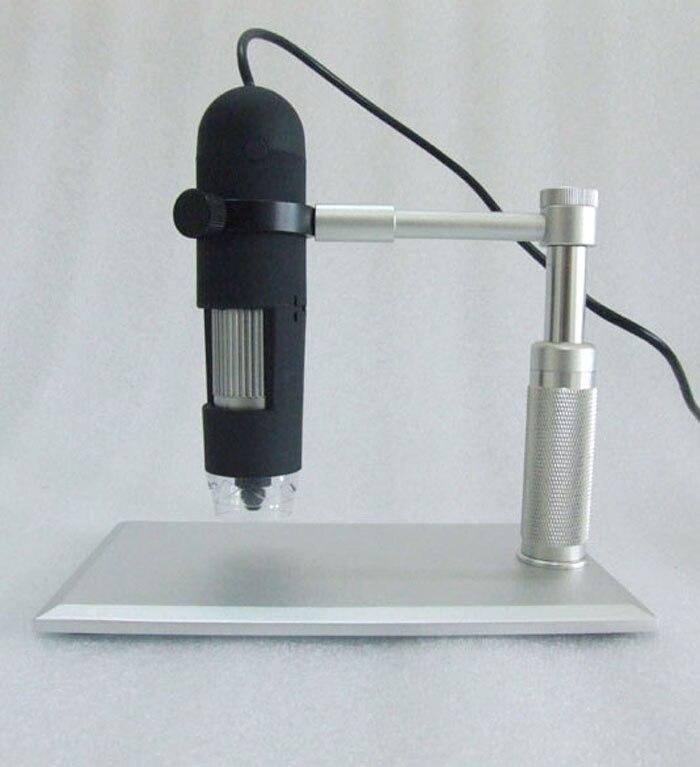Alluminium Alloy Super HD  5MP 1000X USB  Microscope  Handheld Endoscope new model super hd 5mega pixels 1000x usb microscope cmos borescope support 8 language