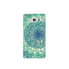 Samsung Galaxy Transparent Printing Drawing Phone Cover