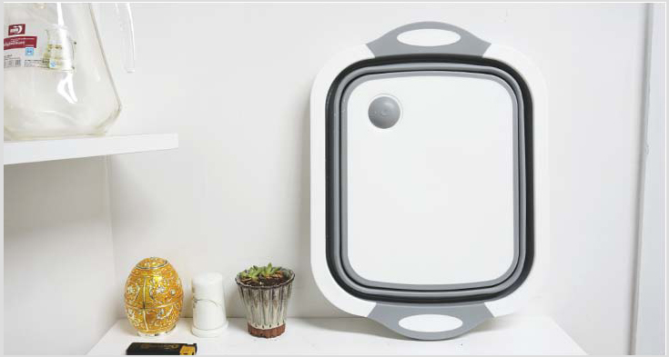 The Ultimate 3 in 1 Chopping Board
