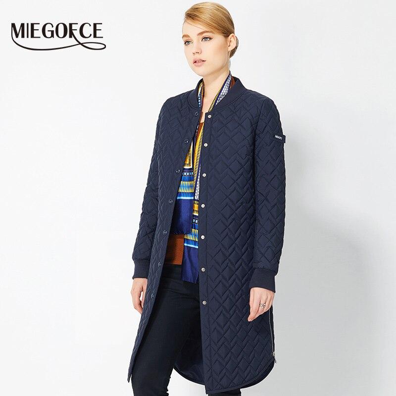 Primavera de las mujeres abrigo estilo europeo mujer