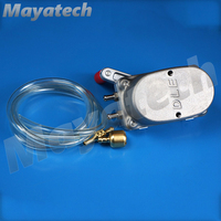 DLE Hand Fuel Pump Flow Metal Gear 18ml/roll Hand Oil Pump for RC Airplane Aircraft Drone