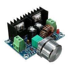 цены на DC-DC Buck Converter 4V-40V 8A Voltage Power Step-Down Module PWM Modulation  в интернет-магазинах
