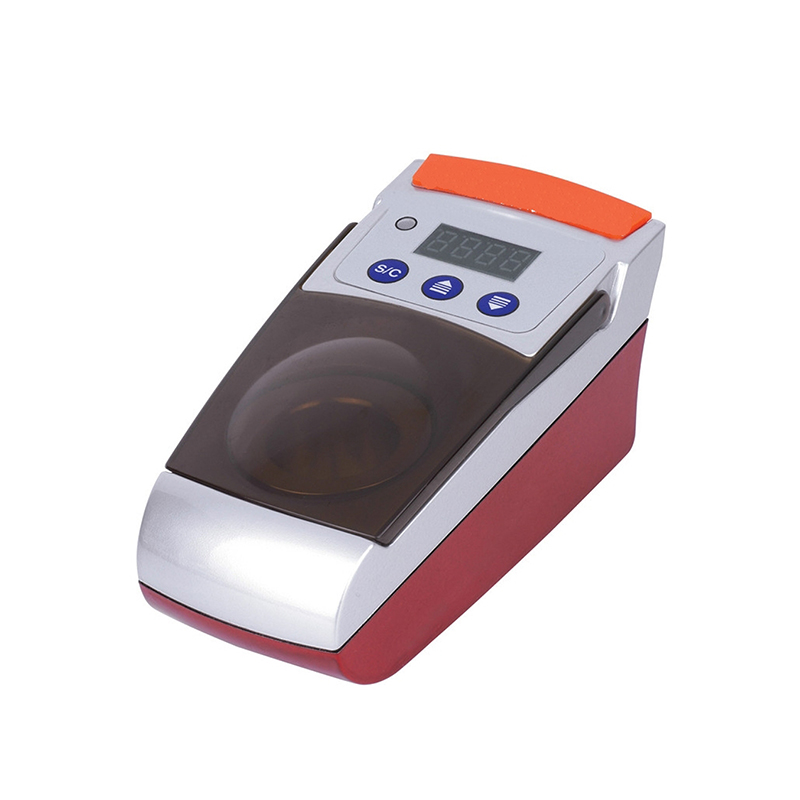 ФОТО 1pc Lab Single Slot LED Display Electric Wax Pot Heater Digital ONE-Well Wax Pot Melting Dipping Heater Unit