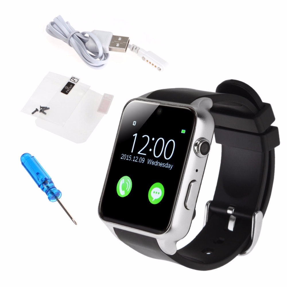 Cheap GT88 Bluetooth Smart Watch Waterproof Heart Rate ...
