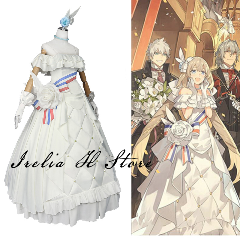 Marie Antoinette FGO Cosplay Costume  Musical symphony Marie Antoinette cosplay costume dress female 1