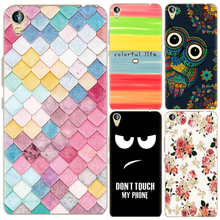 Nieuwe Aankomst Telefoon Case Voor Infinix Smart X5010 5 inch Fashion Design Art Painted TPU Soft Case(China)