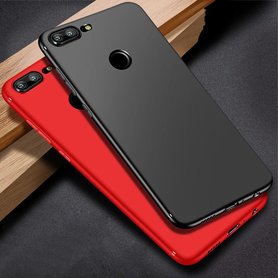 Силиконовый чехол для телефона Honor 9 Lite, силиконовый чехол, Ультратонкий чехол из ТПУ для телефона Huawei Honor 9, чехол