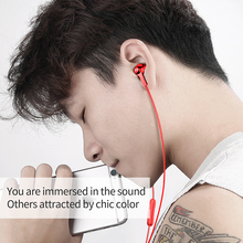 Baseus Encok Wire Earphone H03 with Mic for Smartphone
