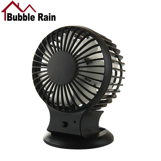 A30 Mini Ultra Quiet Rechargeable Table Desk Usb Fan Silent For Home Office Electric