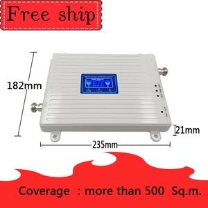 Image 2 - TFX BOOSTER 3 2G WCDMA 900g 2100 MHZ repetidor GSM telefone celular banda banda 1 8 gsm 900 MHZ 2100 MHZ UMTS signal booster