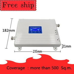 Image 2 - TFX BOOSTER GSM 2G 900 WCDMA  3 g 2100 MHZ repeater cell phone band 1 band 8 gsm  900 MHZ 2100MHZ  UMTS  signal booster