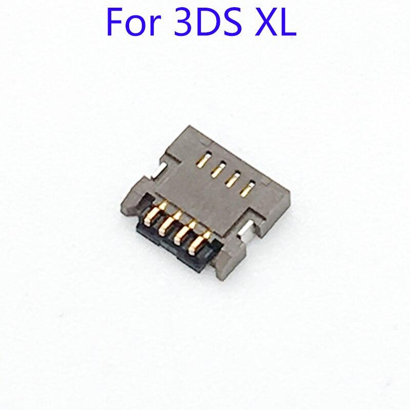 2pcs Touch Screen Ribbon Port Socket For 3ds Xl Repair 4