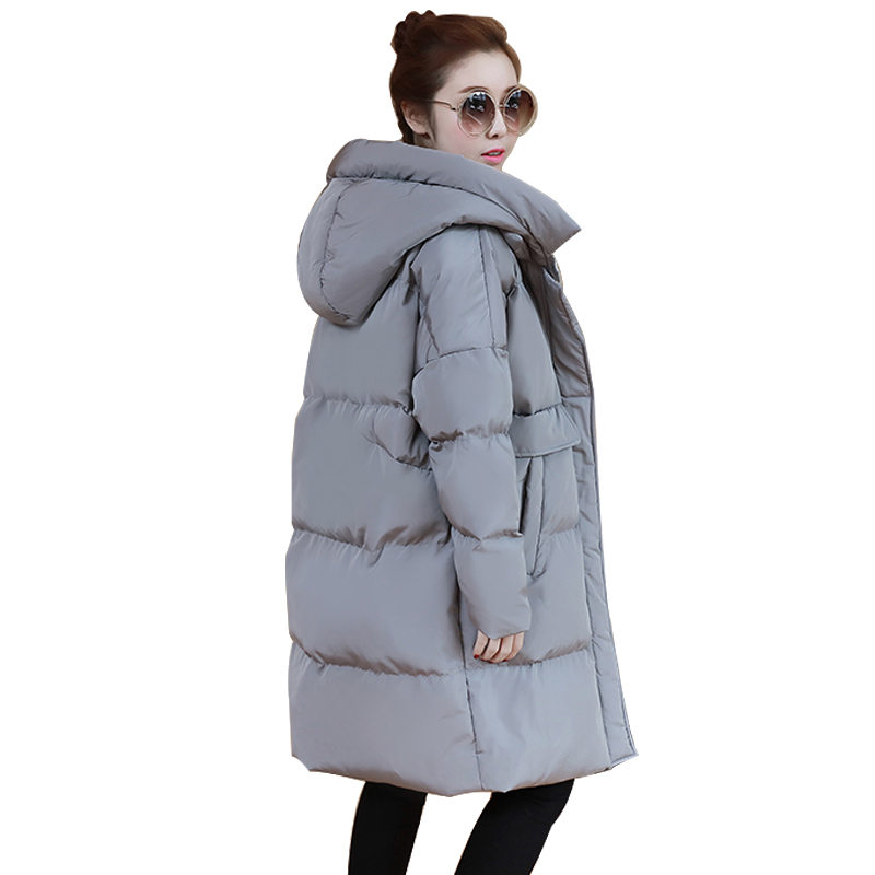 Oversized Coats Winter Jacket Women Fashion Pregnant Cotton Coat Women Long Parka Plus Size Maxi Coats Women Winter Jacket C3810