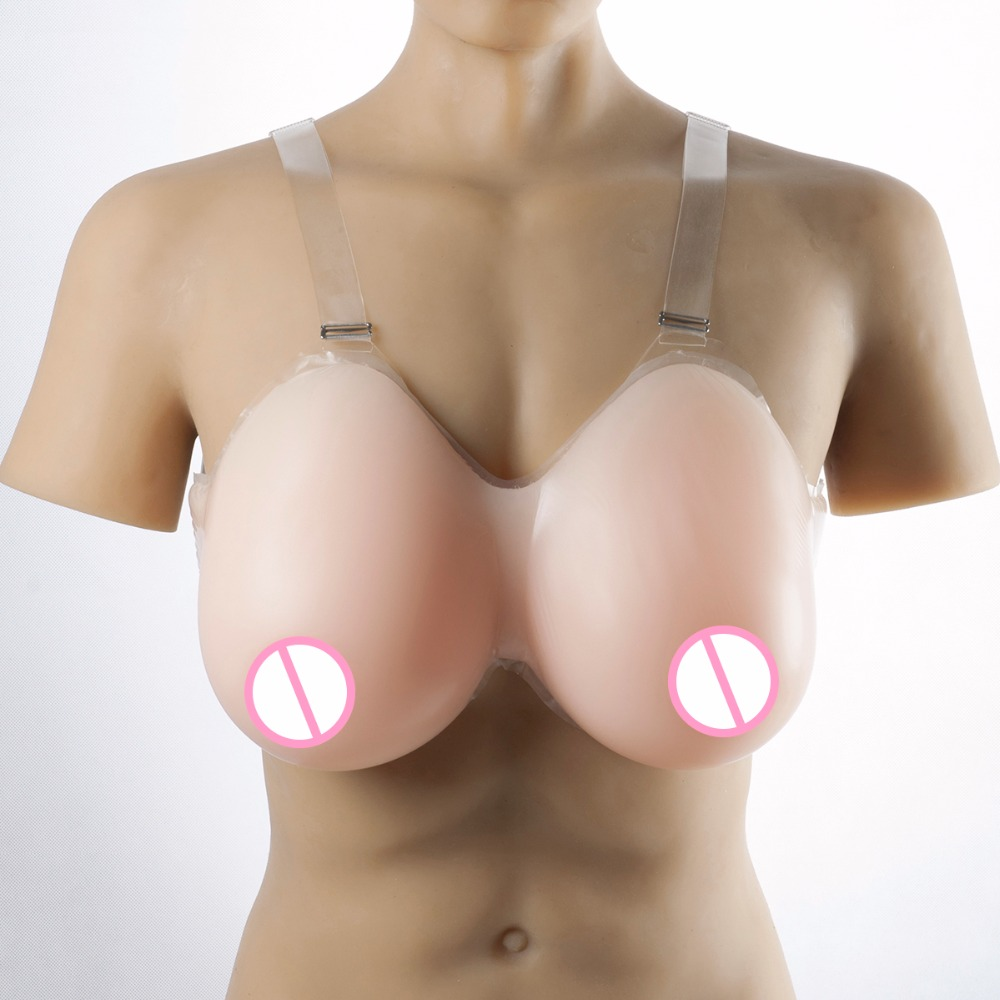 hot fake boobs