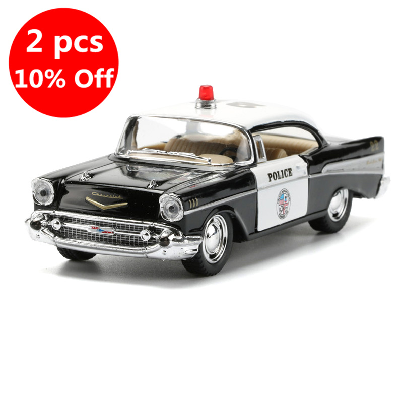 2018 Scale 1:40 Classic Car Toy Simulation Alloy Vintage Cars Doors Openable Toys For Children Gift