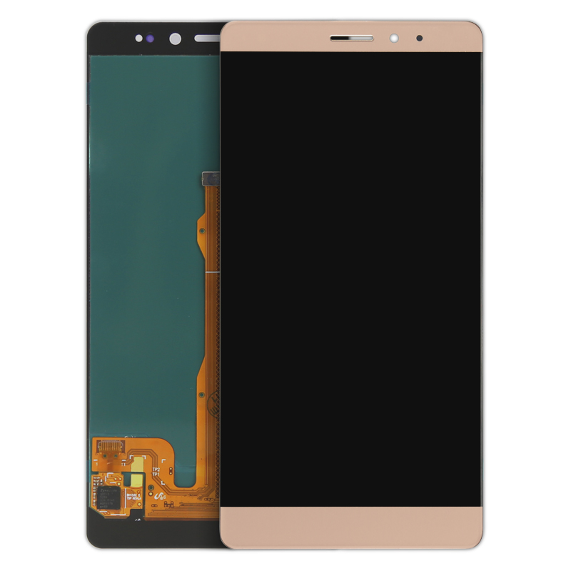 10% off 28th-30th March shipping LCD screen with digitizer For HUAWEI MATE S BLACK WHITE GOLD AAA quality