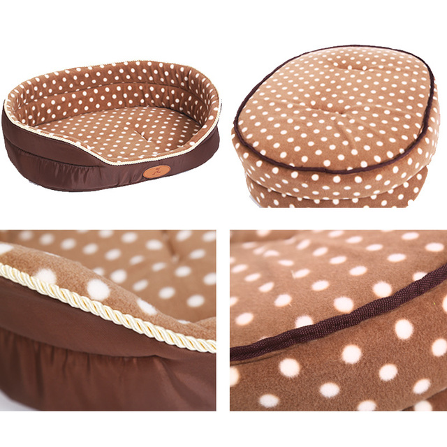 Double sided available all seasons Big Size extra large dog bed 4