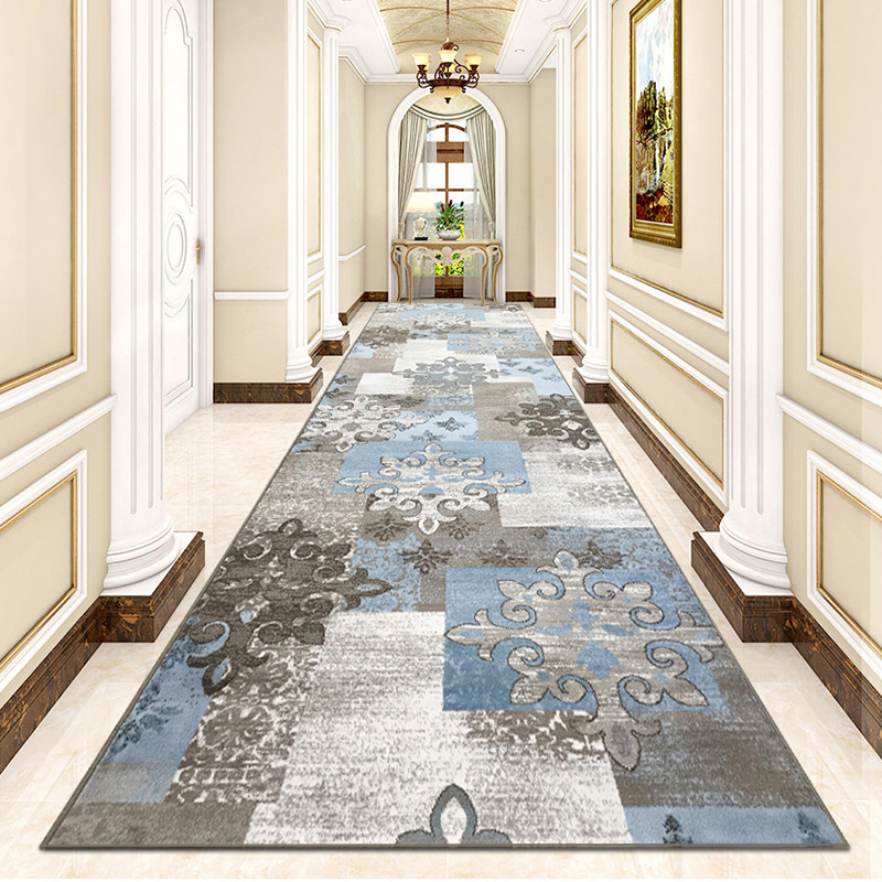 Us 29 83 10 Off Flower Long Wedding Carpet Party Banquet Decoration Runner Rug Aisle Red Hallway In From Home Garden