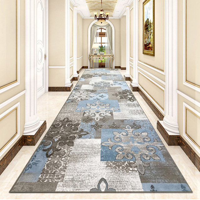 3d Flower Long Wedding Carpet Party Banquet Decoration Runner Rug