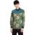 2016 otoño/primavera mens áfrica clothing ropa camisa de algodón cosido batik africano dashiki imprimir tops hombres patchwork shirts