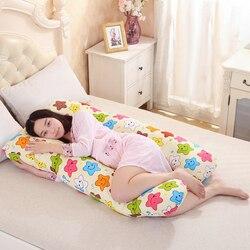 pregnancy pillows U shape Maternity Maternity belt Body Character pregnant pillow cartoon pregnant Side Sleepers cushion130*70CM