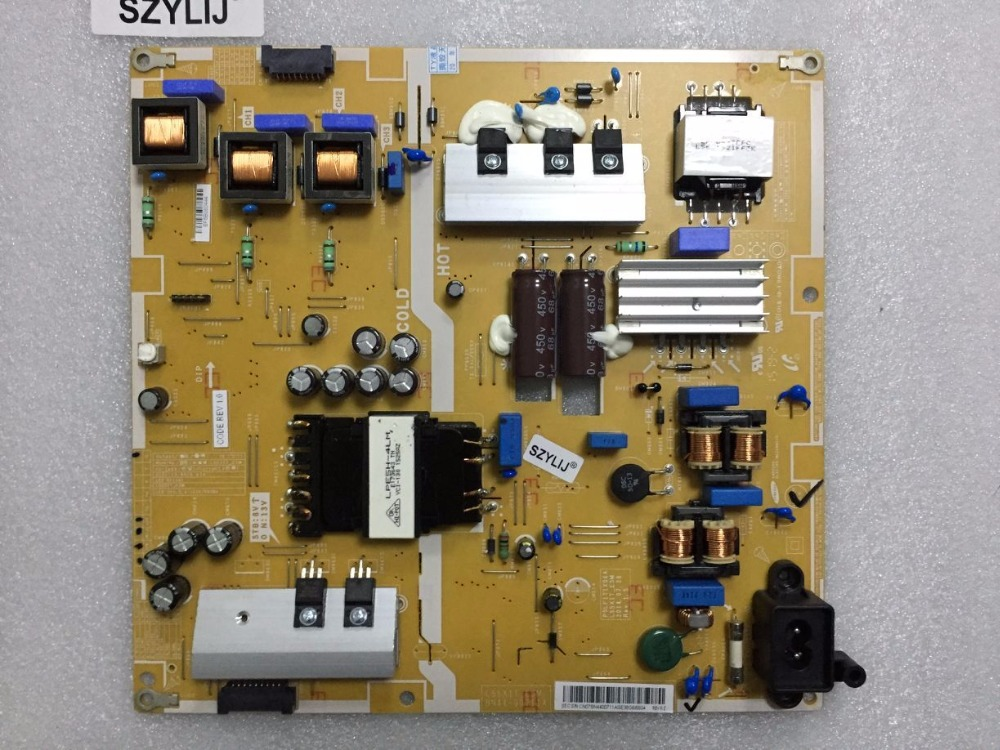 SZYLIJ Free shipping 1pcs lot L55X1T ESM power board BN44 00711A power supply PSLF171X06A