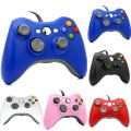 5 Color Gamepad USB Wired Joypad Controller For Microsoft for Xbox Slim 360 for PC for Windows7 Joystick Game Controller