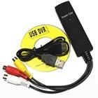 Pro USB 2.0 Video Easycap TV DVD VHS Capture Card Audio AV Adapter for Computer