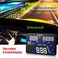 Hot Q7 Universal 5.5inch Auto Car HUD Speed Odometer GPS Head UP Display Digital Cars Speedometer Overspeed Alert Avoid Sunshine