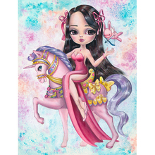 buy 5d diamond painting barbie and get free shipping on aliexpress com