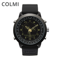 COLMI Casual Sport Smartwatch 5ATM Waterproof Pedometer Call & Message Remind Smart Watch For IOS And Android Clock Smart Watches