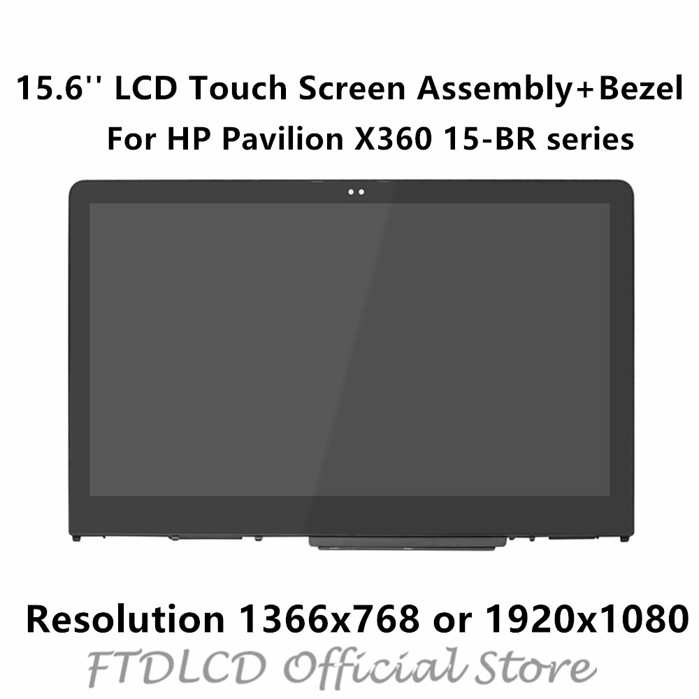 14/'/' FHD LED LED Touch Screen Digitizer Display for HP Pavilion X360 14-BA253CL