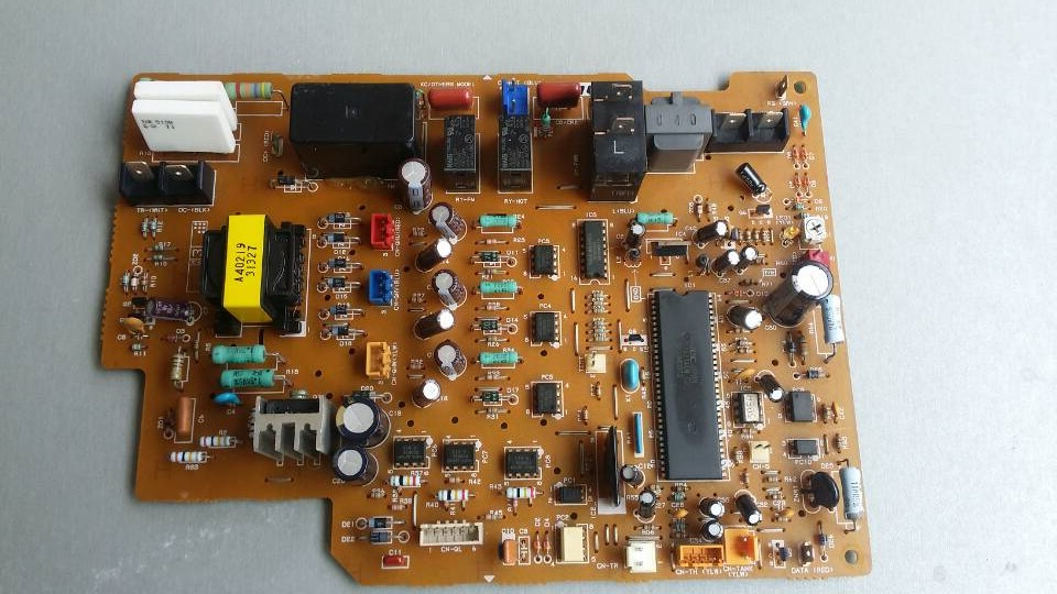 ФОТО A74990 A74993 Air Conditioning Board Tested