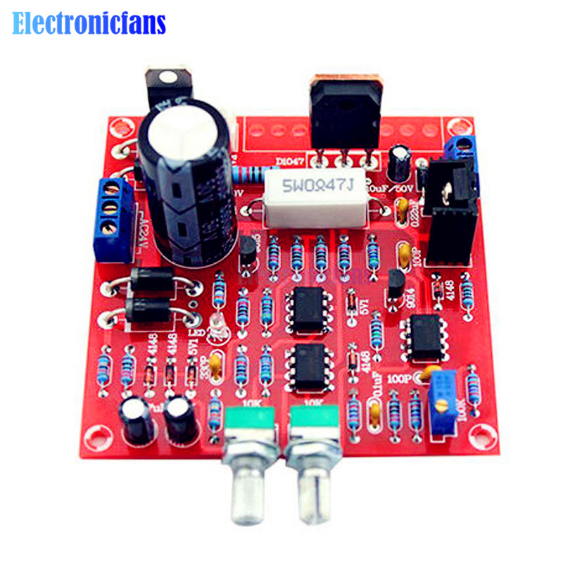 DIY Kit DC Regulated Power Supply Module 0-30V 2mA-3A Adjustable For Arduino DIY Kit Short Circuit Current Limiting Protection