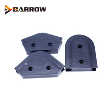 BARROW ABS Multi Angle use for OD12/14/16mm H Tube Bending Suit Hard Tubing Bending Tool for 45-90-180 Angle Auxiliary barrow hard tube bending tool abs steel plate support hard tubing 12 14 16mm abqyg 16a