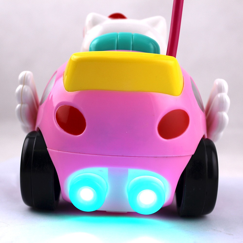 Brand-New-RC-Car-Free-Shipping-Children-s-Cartoon-Kitty-Remote-Control-Car-Eelectric-Toy-with (2)