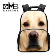 Dog Felt Backpack School Bags (13)