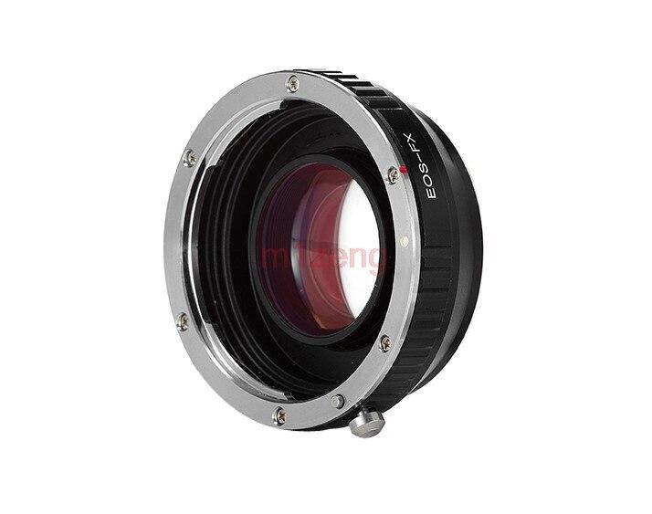 Ef-fx Focal Reducer Speed Booster Turbo Adapter Ring For Canon Ef Lens To Fujifilm Fx X-E2X-M1/XA2/XA1/xt2 Xt10 Xt100 Camera