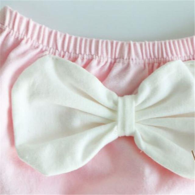 Cotton Baby Girl Shorts Big Bow Baby Girl Ruffle Bloomer Baby Diaper Cover Newborn Shorts Seersucker Summer Baby Girl Clothes
