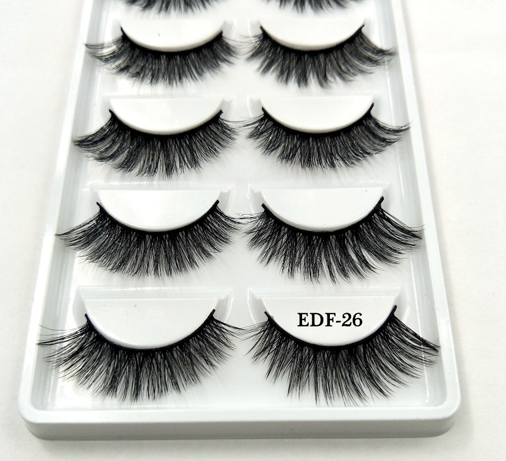 57a1c68ec38 17 Best Ideas About Individual Eyelash Extensions On Real Mink Eyelash  Extensions: Aliexpress.com : Buy HBZGTLAD 5 Pairs Real Mink Fake