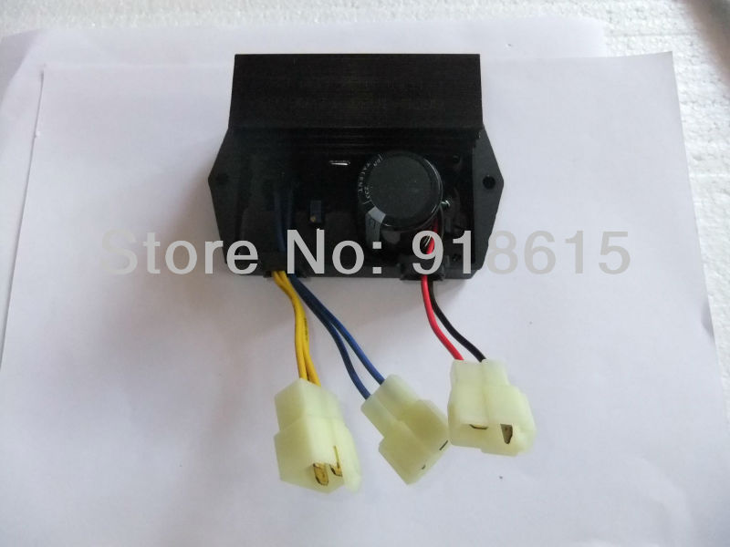GFC9 3A3G AVR automatic voltage regulator three phase generator parts GTDK 7 lines avr
