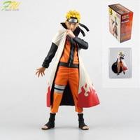 Action figure Naruto Uzumaki cartoon doll PVC 25cm box packed japanese figurine world anime 160145