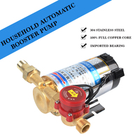 120W Small Copper Electrical Water Heater Shower Pump Water Booster Pump Electrical Water pump