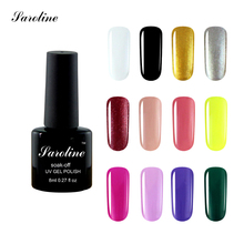 3d bling lucky colors Nail Gel Polish High Quality Hot Sale Soak off UV LED Gel Nail Polish False Nails With Glue