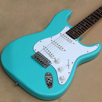 Chinese ST guitars electric custom shop high quality 3 pickups Free shipping guitarras instrumentos musicales