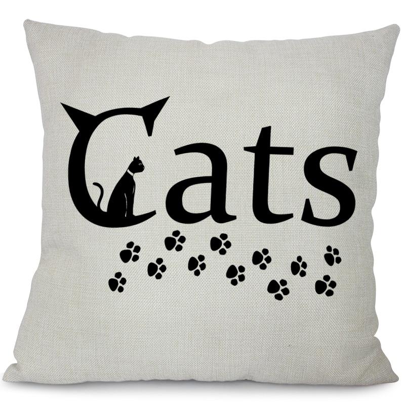 cat pillow cases