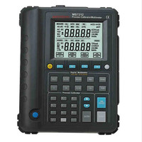 Digital Multimeter USB RS232 Mastech MS7212 Process Calibrator Voltmeter Ammeter Ohmmeter Thermometer Frequency Diagnostic tool