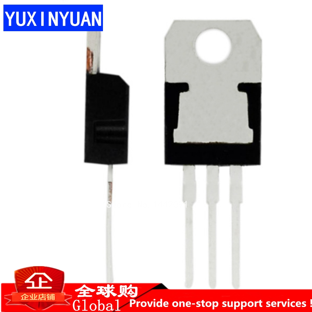 5PCS TIP122 TO-220 100V 5A Transistor Complementary NPN New